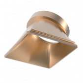 Рефлектор Ideal Lux Dynamic Reflector Square Slope Gold